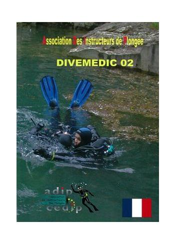 Kit DiveMedic Instructor<br>Francese, Olandese