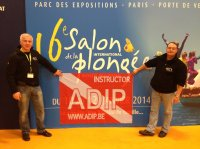 Click to see the group (Salon 16�me salon de Paris)
